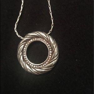 Reversible Brighton Necklace